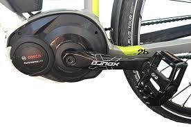 Elcykel pedaler